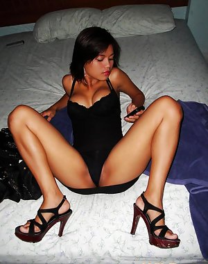 High Heels Asian Porn