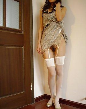Stockings Asian Porn