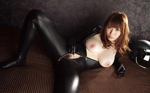 Latex Asian Porn