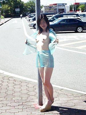 Public Asian Porn