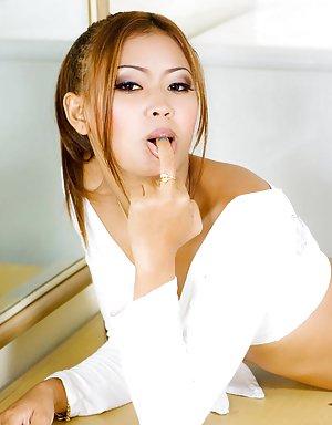 Redhead Asian Porn
