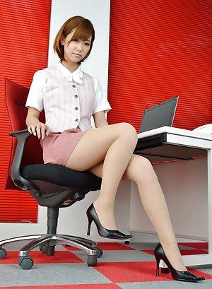 High Heels Asian Porn