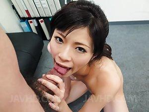 Handjob Asian Porn